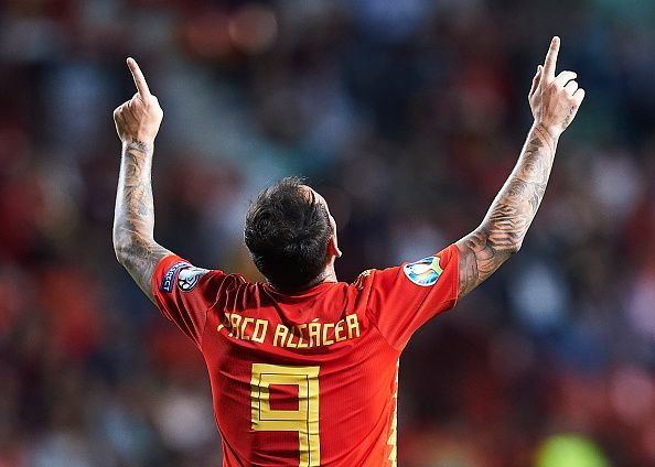 Paco Alcacer.