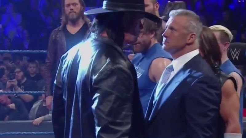 The Undertaker had some words for Team SmackDown before Survivor Series 2016.