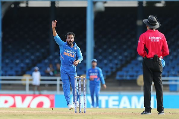 West Indies v India - One Day International Series