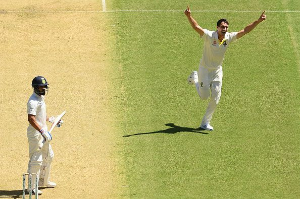 Pat Cummins is one of six bowlers to have dismissed Virat Kohli in all three formats