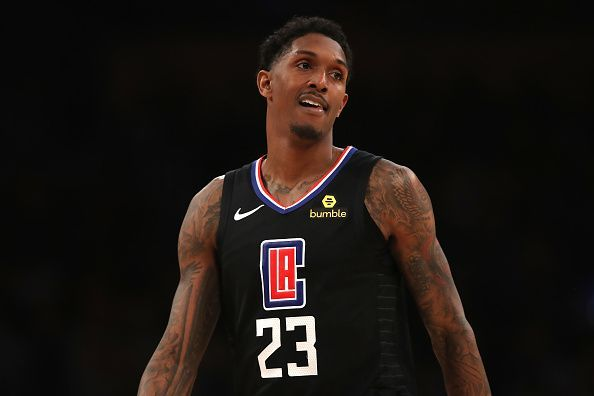 Lou Williams will be among the contenders having won the 2018-19 edition of the award