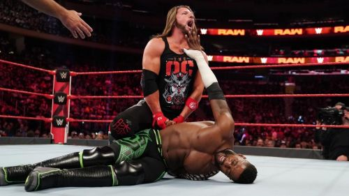 AJ Styles and Cedric Alexander