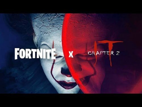 Fortnite x IT: Chapter 2(Image source: Twitter)