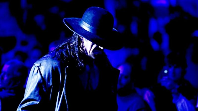 Why is The Undertaker returning?