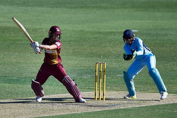WNCL One Day Final - NSW v QLD