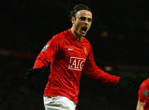 Dimitar Berbatov made over 100 appearances for Manchester United