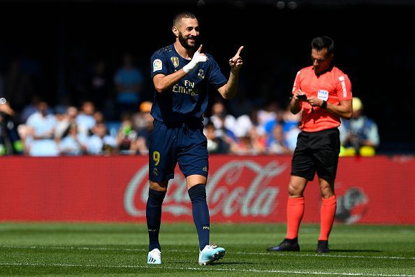 Benzema leads Real Madrid