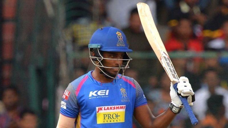 Sanju Samson could score only 16 runs against Saurashtra