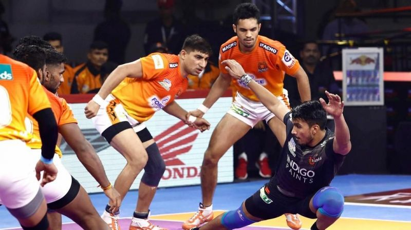 Will the U Mumba raiders put up a good show against Telugu Titans?