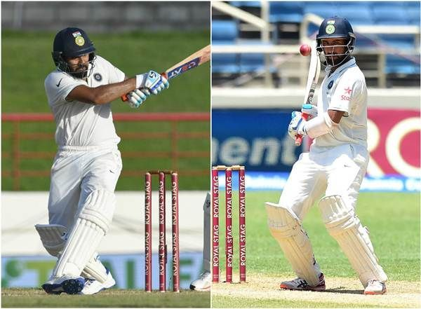 Rohit Sharma will open in Tests for the first time in his career.