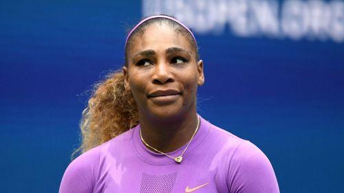 Serena Williams - recadrée