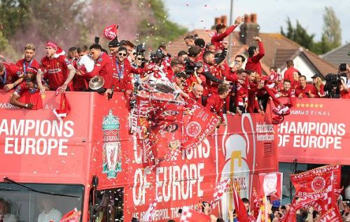 Liverpool will be eager to repeat their UCL heroics from last season