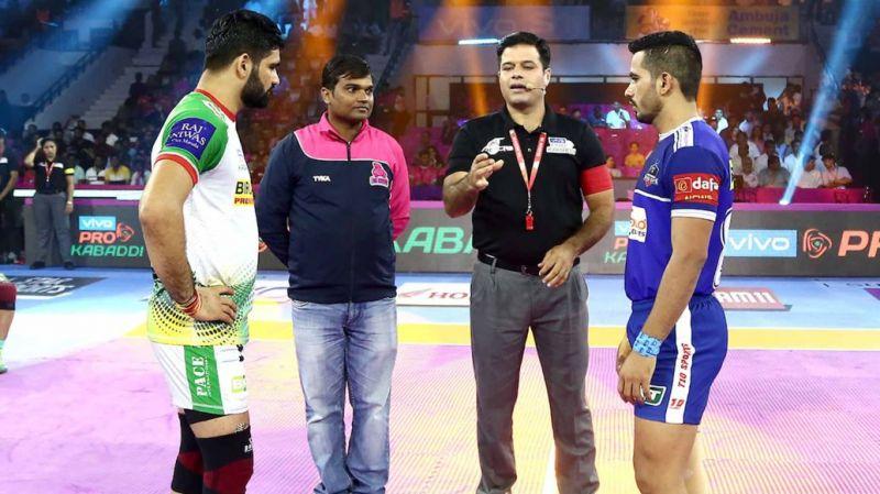 Pardeep Narwal and Vikas Kandola stole the show in Jaipur