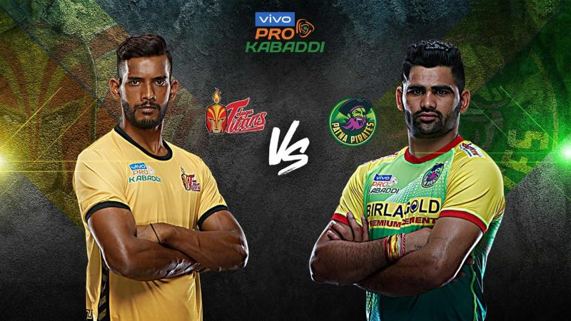 Telugu Titans look to bounce back against in-form Patna Pirates.