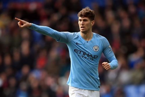 John Stones had a night to forget against Norwich City