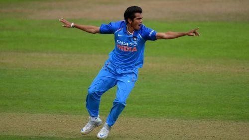 भारतीय तेज गेंदबाज कमलेश नागरकोटी