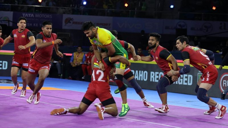 Will the home side get another win under their belt? (Image Courtesy: Pro Kabaddi)