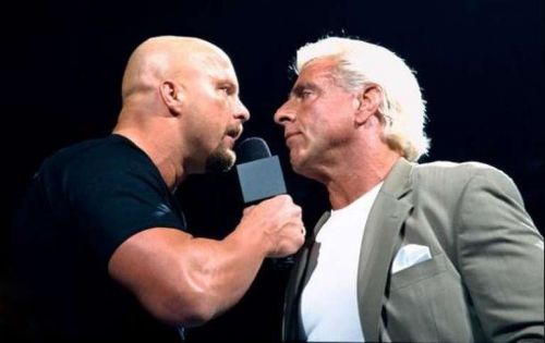 Austin and Flair