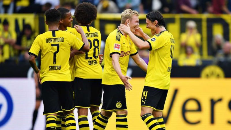 Can Borussia Dortmund get back to winning ways when they take on Leverkusen?