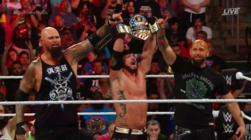 Will AJ Styles retain his United States Championship this weekend at Clash of Champions?