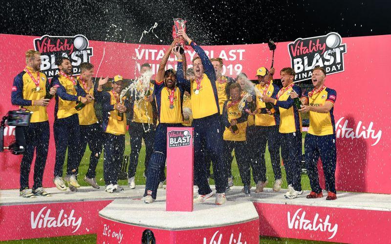 इंग्लैंड टी20 ब्लास्ट 2019 विजेता - एसेक्स टीम