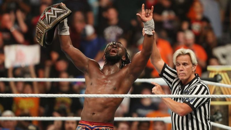 Kofi retained his title against Randy Orton at Clash of Champions, though his days may be numbered