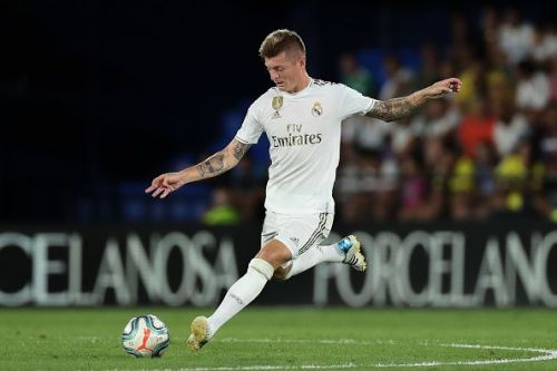 Kroos could play a crucial role against Levante