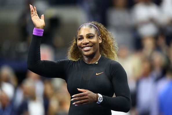 Serena is chasing her 24th Grand Slam title again