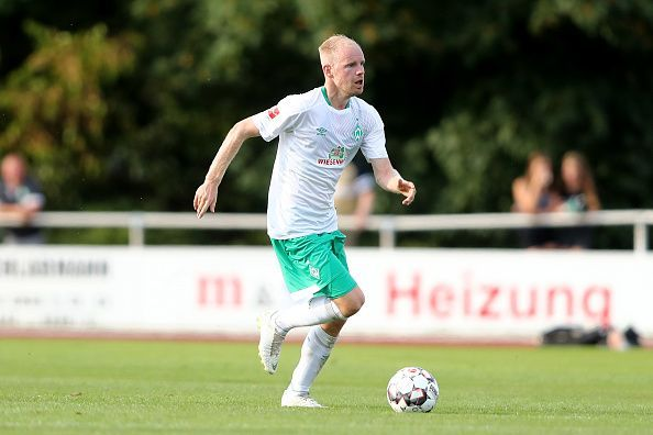 Expect Klaassen to be heavily involved with Bremen