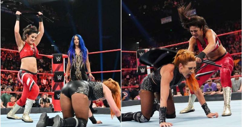 Bayley explained why she attacked Becky Lynch on RAW.