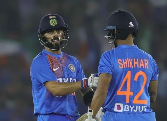 विराट कोहली ने टी20 के दो विश्व रिकॉर्ड अपने नाम किये (फोटो: BCCI)