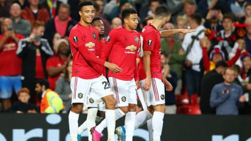 Manchester United will aim to kick on from their 1-0 win against Leicester City