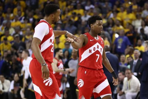 Kyle Lowry and Norman Powell are among Toronto's highest earners