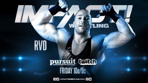 Rob Van Dam / Photo courtesy of IMPACT Wrestling