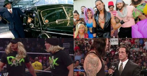 Everyone has been in WWE at some point