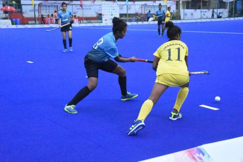 Hockey Jharkhand vs Hockey Karnataka