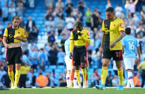 Watford were completely taken apart by a ruthless City side who could and probably should have had more!