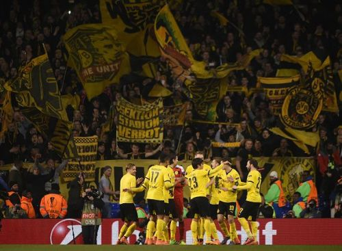 Borussia Dortmund would look to start their Champions League season on a sound note