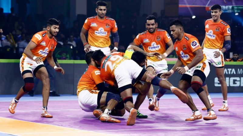 Can Pune continue their home leg with another win? (Image Courtesy: Pro Kabaddi)