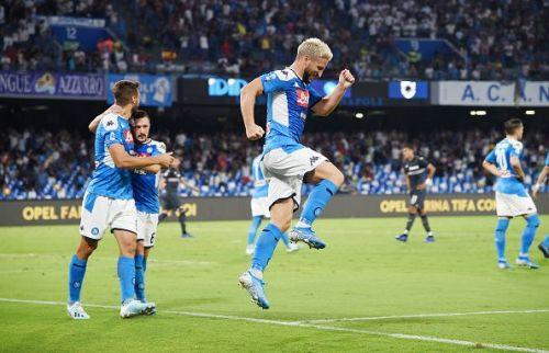 SSC Napoli v UC Sampdoria - Serie A SSC Napoli v Liverpool - UEFA Champions League Group C