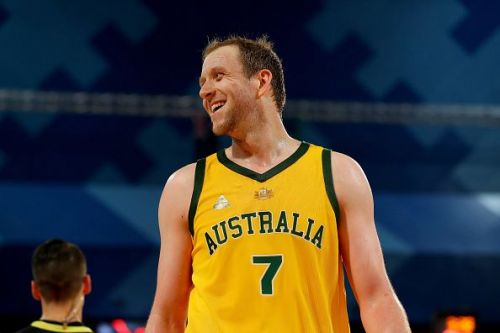 Australia's Joe Ingles was among the best performers on Day 4 of the World Cup