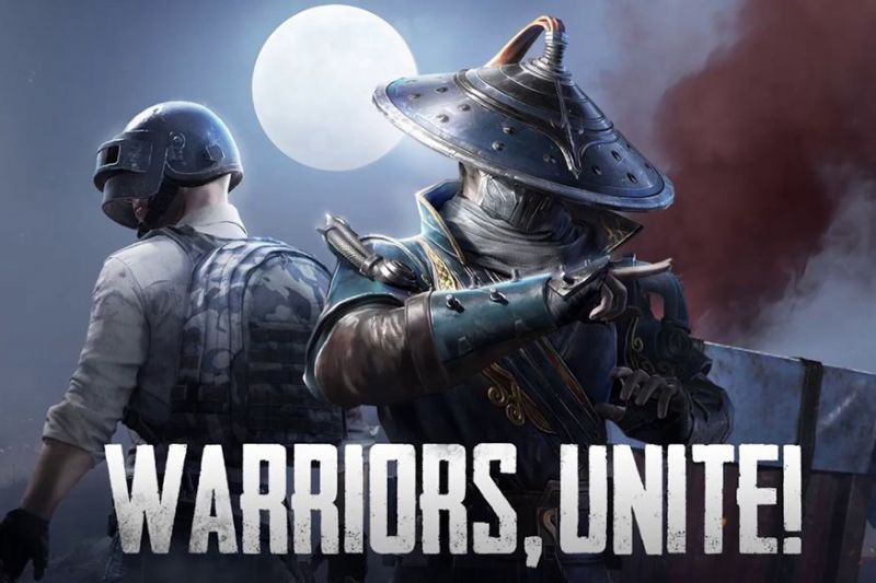 PUBG Mobile Warriors Unite (Image credit: PUBG Mobile Twitter)