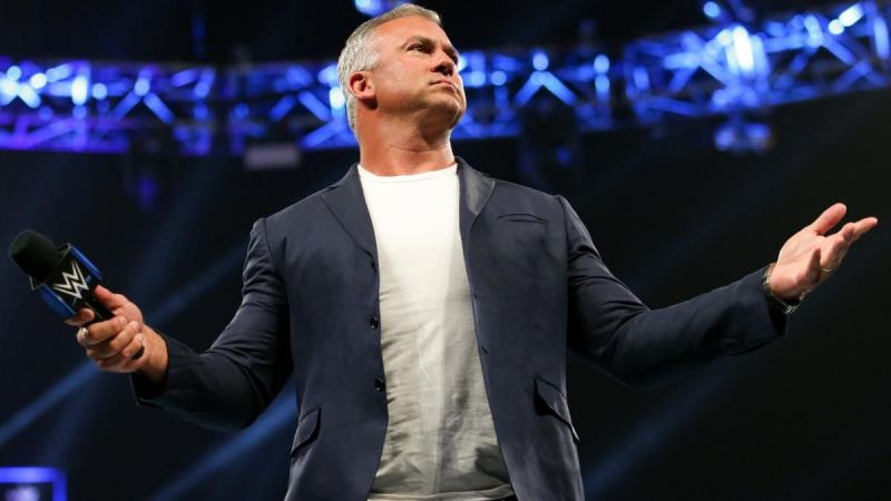 Shane McMahon and Brock Lesnar may be set up as either enemies or rivals at the top of SmackDown.