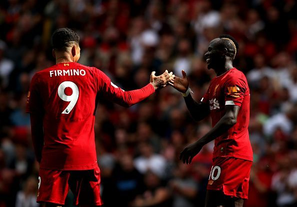 Liverpool recorded their fifth win on the trot