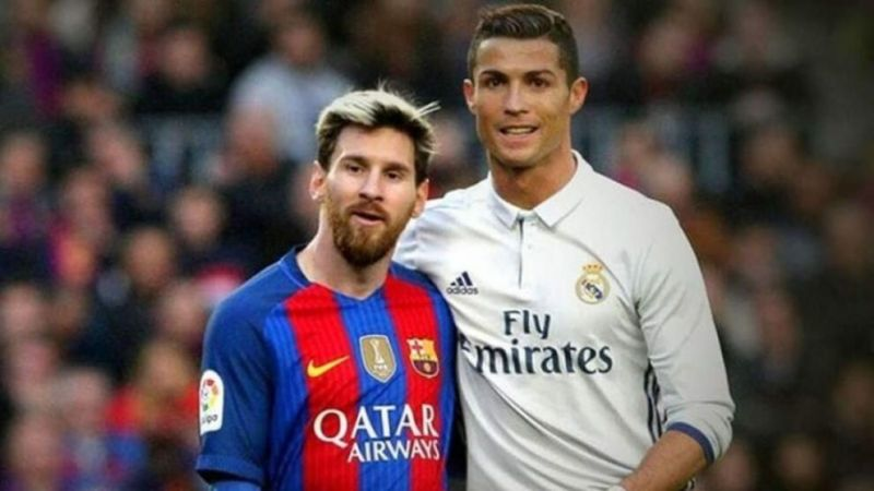 Messi and Ronaldo are the two-most prolific scorers in the competition