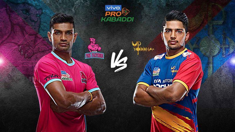 UP Yoddha look to make it 2-0 against Jaipur Pink Panthers this season.