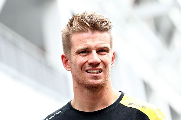 Nico Hulkenberg currently has no seat for 2020