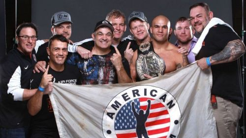 Is American Top Team the world's best MMA gym?