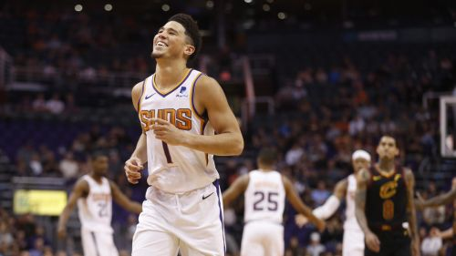 The Suns were the second-worst team in the league last year