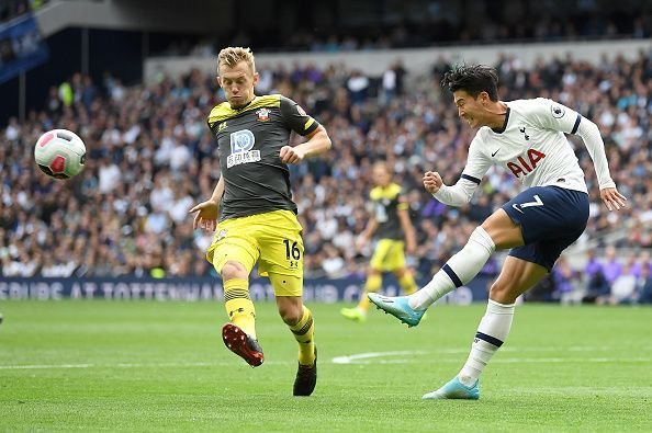 Son Heung-min has been a revelation at Spurs.